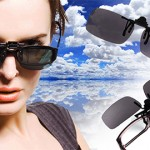 EOO+Clip on Polarized Sunglasses