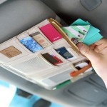 EOO+Car Sun Visor Multi Case