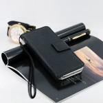 EOO+Genuine Leather iPhone5 case