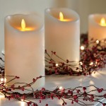 EOO+Flame-Free LED Illumination Candle