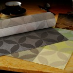 EOO+Flower Pattern Place mat