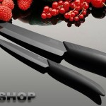 EOO+Black Ceramic knife 6 inch + 4 inch Premium Set