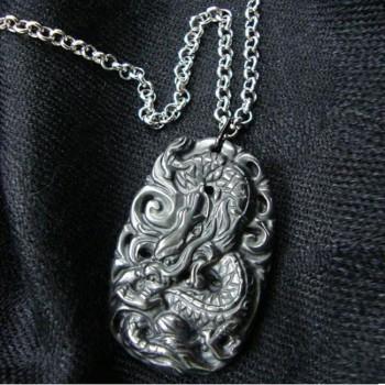 Mystic Dragon Pendant